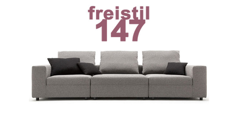 Rolf benz sofa freistil latest freistil bild with rolf for Rolf benz frankfurt