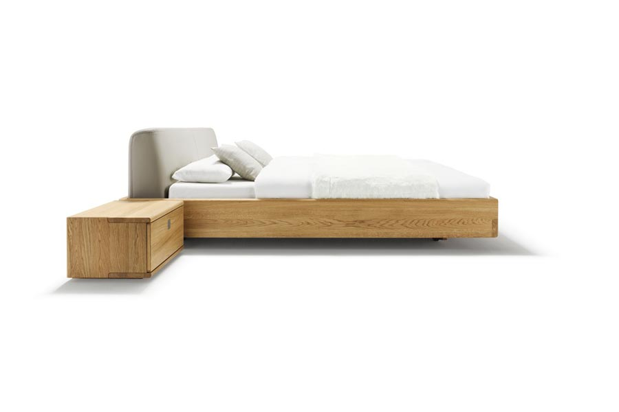 team 7 nox bett bodesign m bel qualit t aus kiel. Black Bedroom Furniture Sets. Home Design Ideas