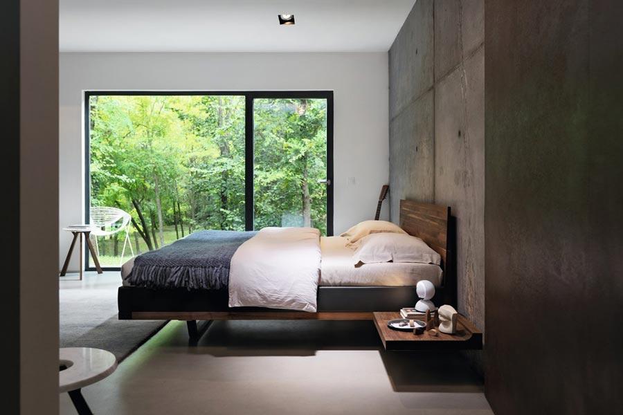 team 7 riletto bett bodesign m bel qualit t aus kiel. Black Bedroom Furniture Sets. Home Design Ideas