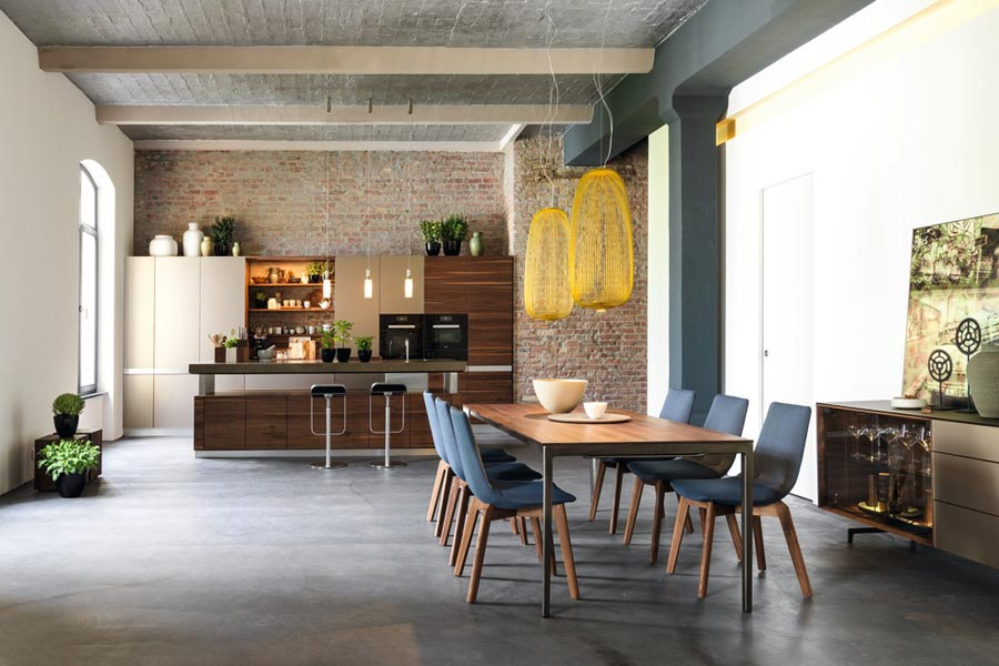 TEAM 7 k7 Küche