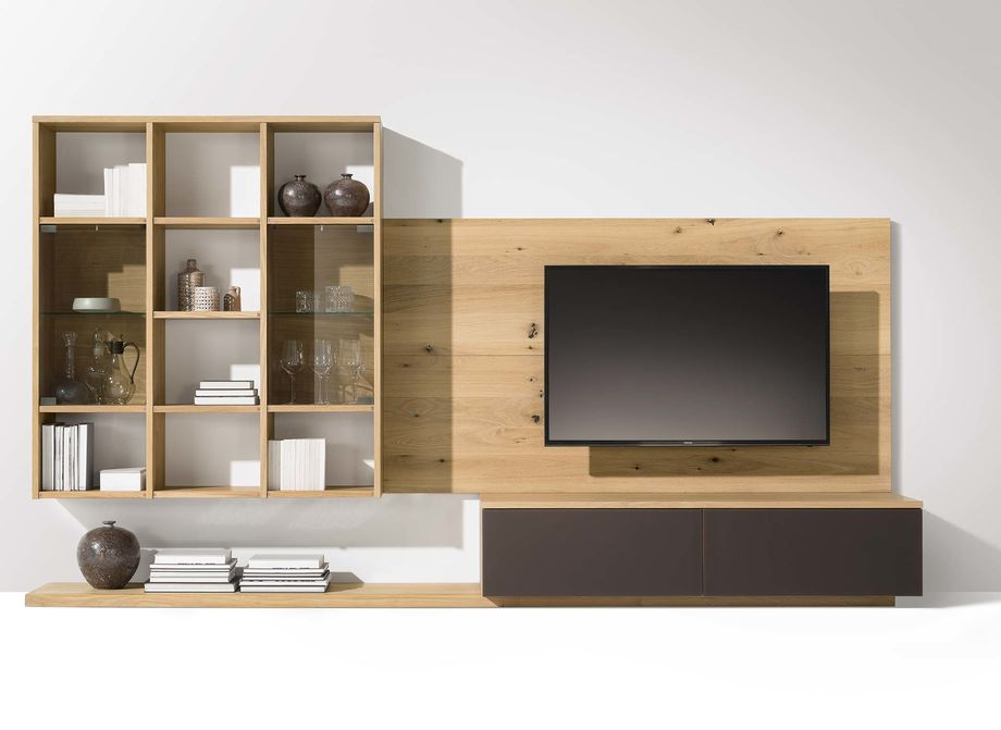 team 7 cubus wohnwand bodesign m bel qualit t aus kiel. Black Bedroom Furniture Sets. Home Design Ideas