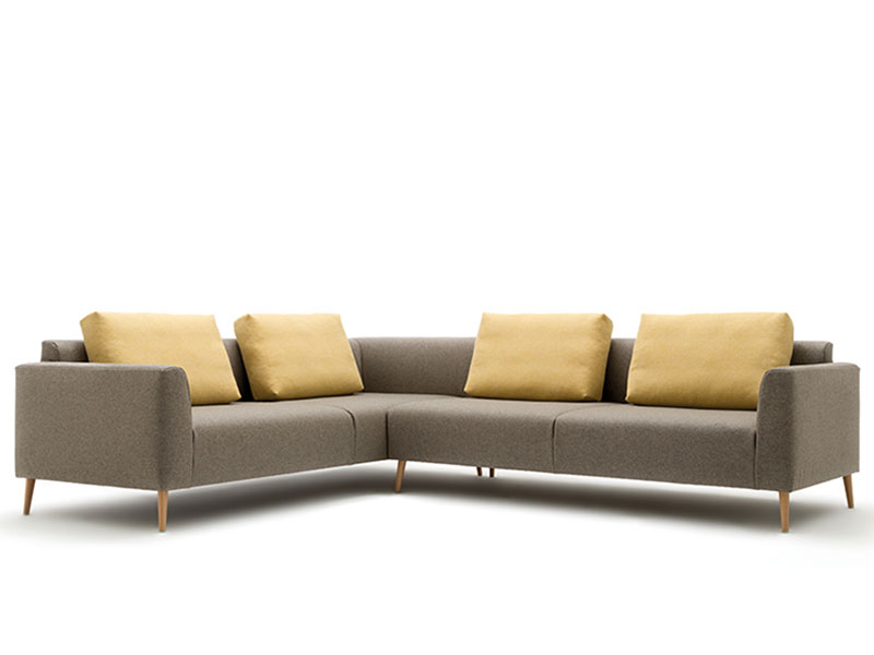 ROLF BENZ Sofa freistil 162