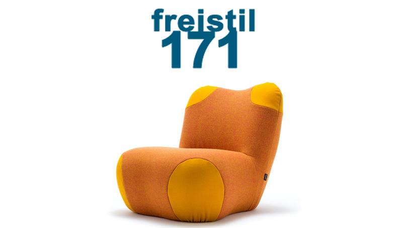Freistil 171 Sessel Bodesign Möbel Qualität Aus Kiel