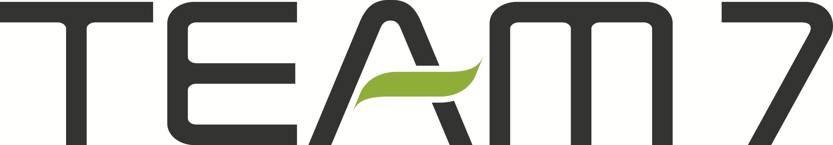 Bildergebnis für team 7 logo