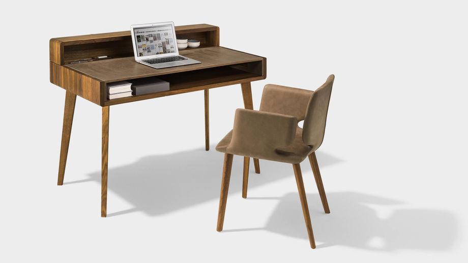 team 7 schreibtisch massiv sol bodesign m bel qualit t aus kiel. Black Bedroom Furniture Sets. Home Design Ideas
