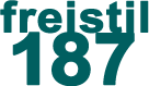 freistil 187 Logo