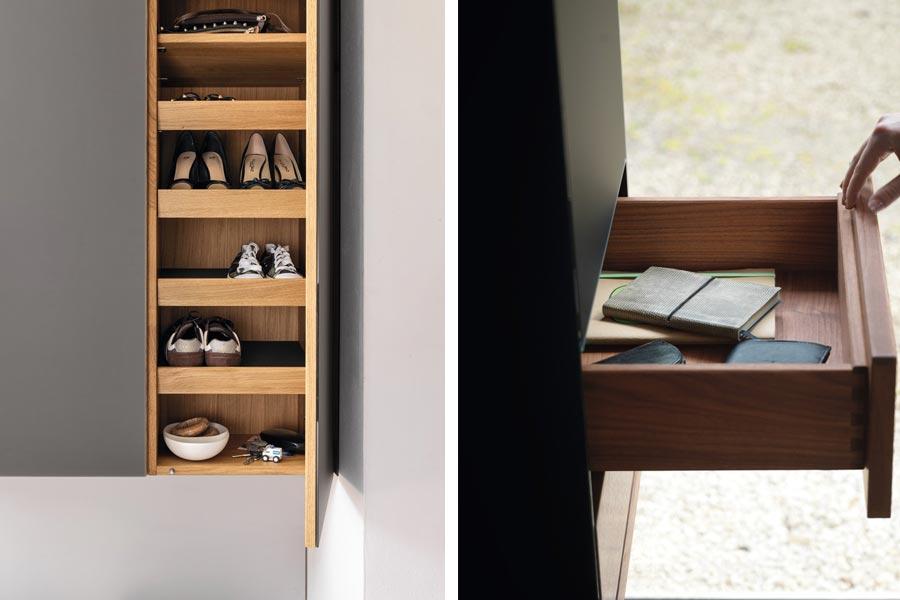 team 7 cubus pure diele bodesign m bel qualit t aus kiel. Black Bedroom Furniture Sets. Home Design Ideas