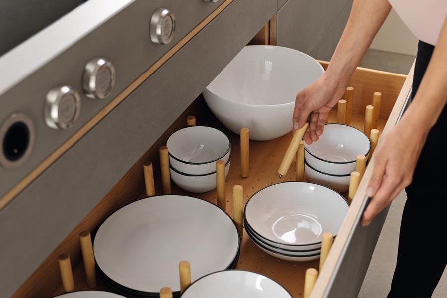 TEAM 7 filigno Küche
