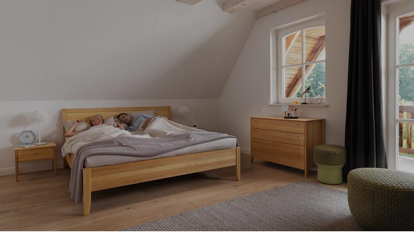 team 7 sesam bett bodesign m bel qualit t aus kiel. Black Bedroom Furniture Sets. Home Design Ideas