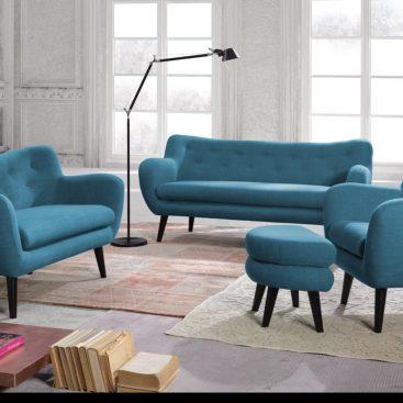 Sofa + Sessel George