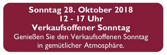 Verkaufsoffenen Sonntag 28 Oktober Bodesign Möbel Qualität Aus