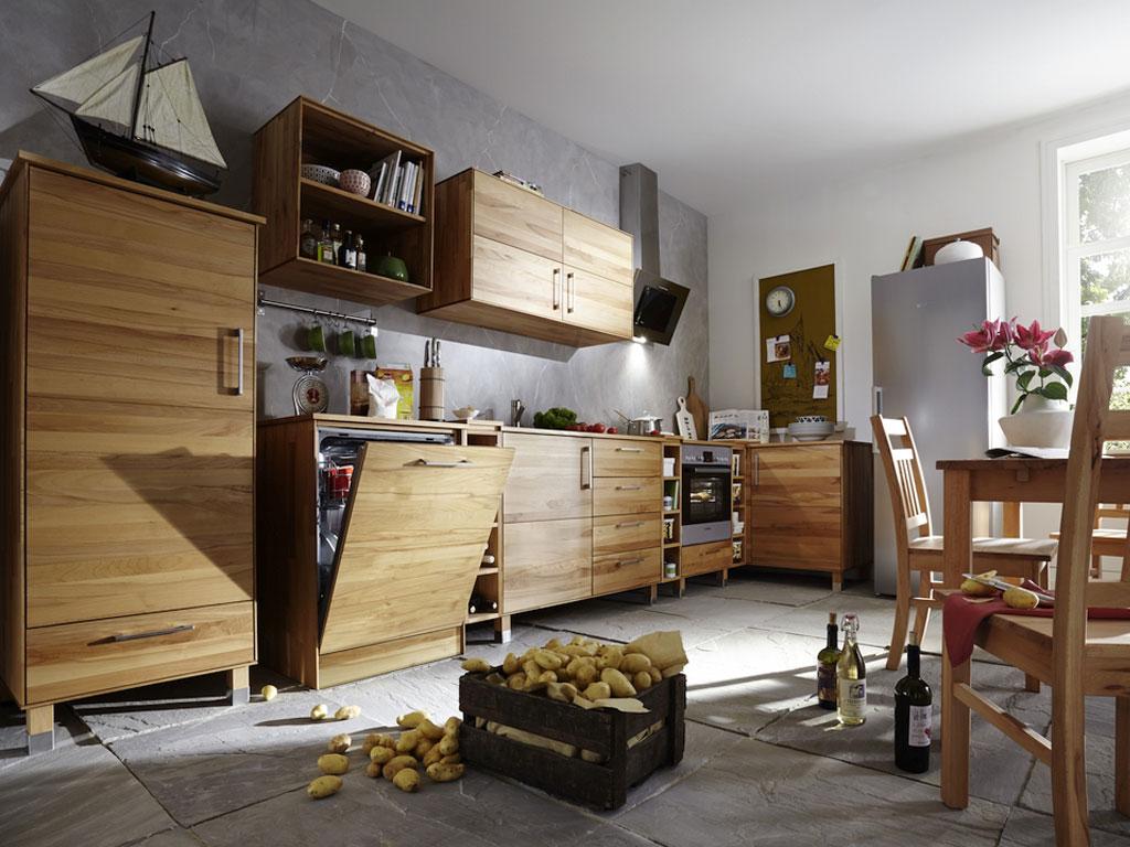Modulküche Quattro , Küche kaufen in Kiel