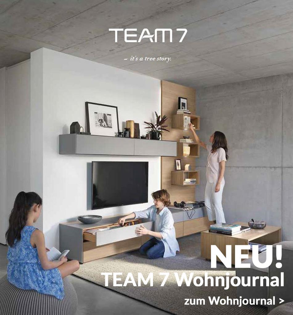 Wohnjournal TEAM7 2018