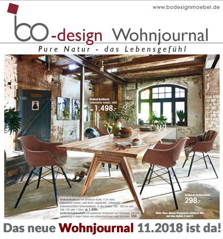 Wohnjournal bodesign möbel kiel 2018