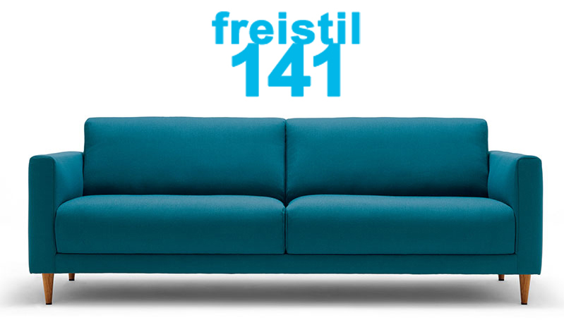 ROLF BENZ Sofa freistil 141