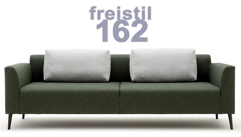 rolf benz freistil sofa 162 bodesign m bel qualit t aus kiel. Black Bedroom Furniture Sets. Home Design Ideas