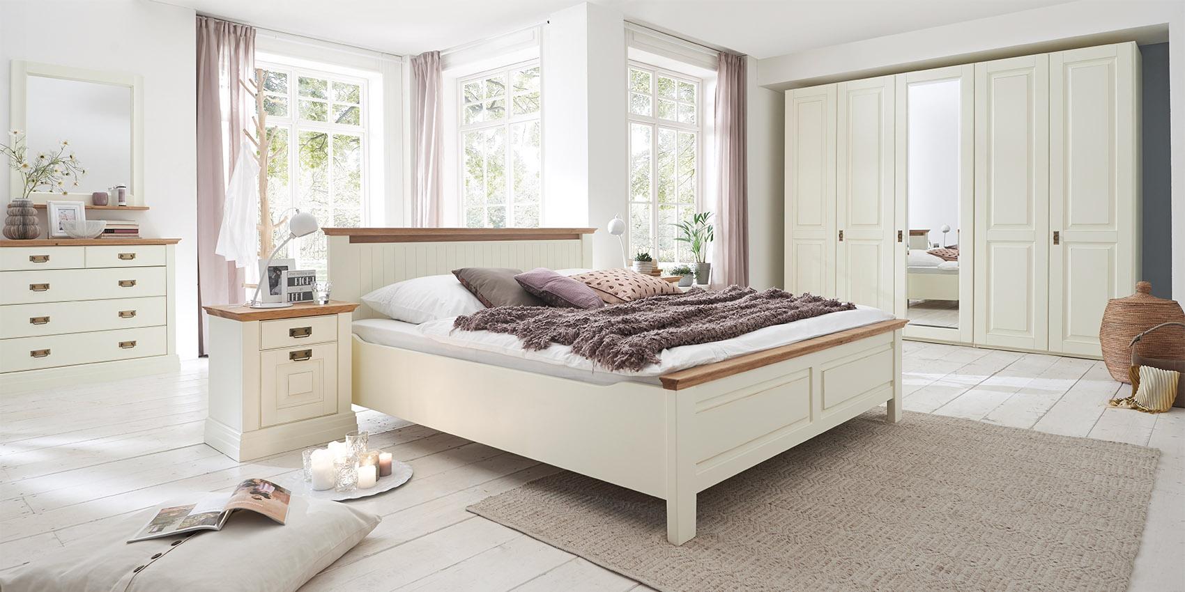 nordic-dreams-kleiderschrank-5T-bett-180-nako-kommode-champagner-wildeiche-g