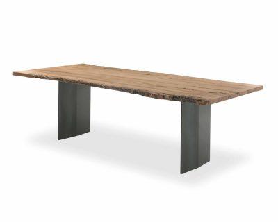 Tisch mit Tischplatte aus Briccola-Massivholz SkyNaturaBriccola_34_Tavolo