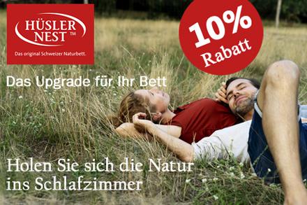 Hüsler Nest 10% Aktion #2